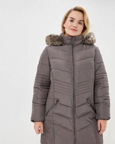 Утепленная куртка - серая Evans