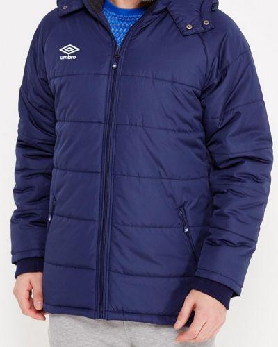 Утепленная куртка с капюшоном с воротником стойкой Umbro