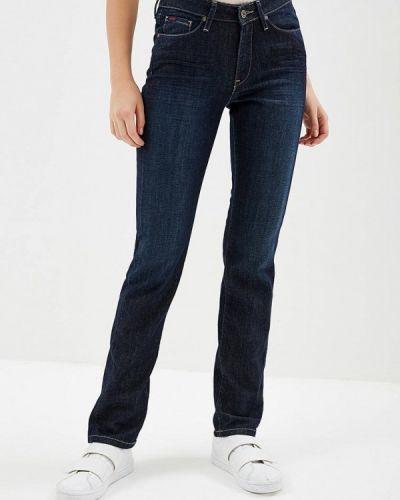 Прямые джинсы синие Rifle