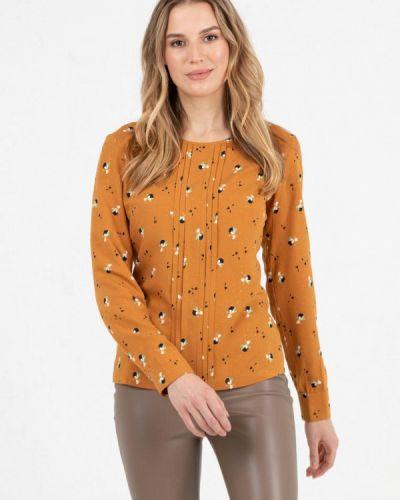 Желтая блузка Key