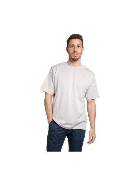 Beżowa t-shirt Elvine