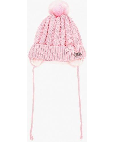 Розовая шапка Tutu
