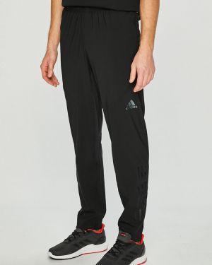 Spodnie czarny Adidas Performance
