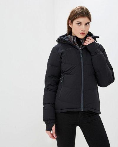 Зимняя куртка черная осенняя Bergans Of Norway
