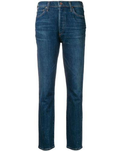 Прямые джинсы на пуговицах с карманами Citizens Of Humanity
