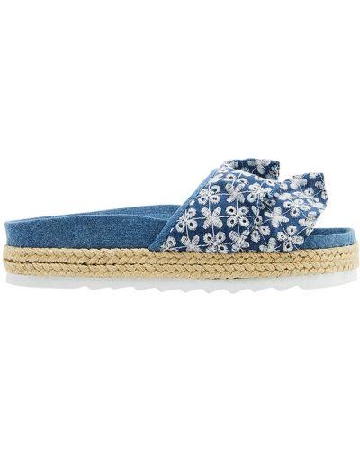 Синие сандалии Colors Of California