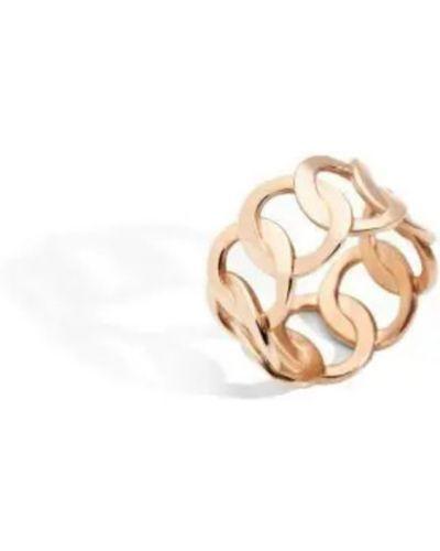 Żółty pierścionek Pomellato