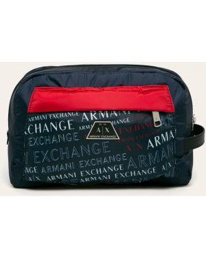 Torba kosmetyczna Armani Exchange