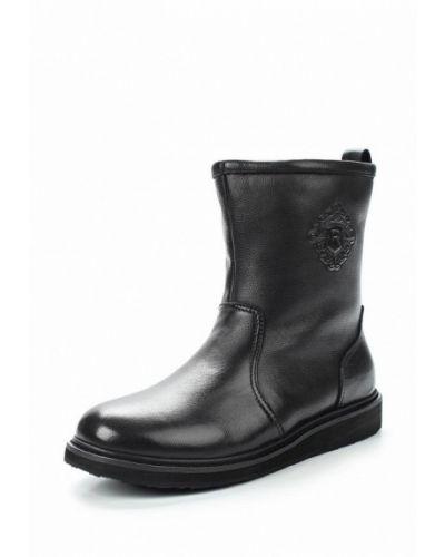 Черные сапоги Rosconi