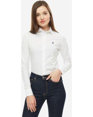 Рубашка белая Polo Ralph Lauren