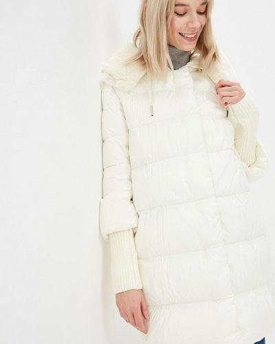 Утепленная куртка - белая Acasta