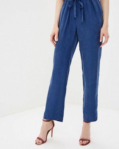 Синие брюки прямые Akhmadullina Dreams