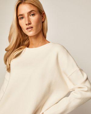 Sweter przeoczenie z wzorem akrylowy Medicine