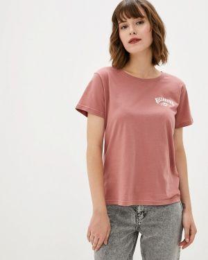 Поло розовый Billabong