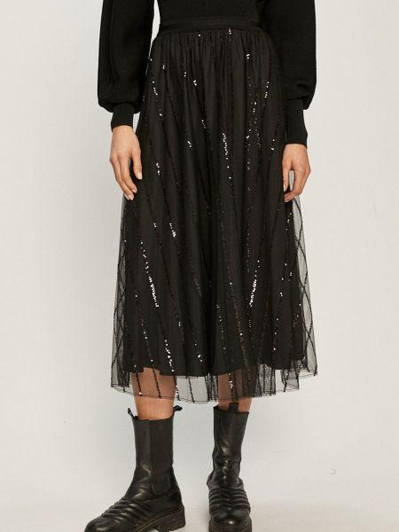 Расклешенная с завышенной талией юбка на резинке Max&co