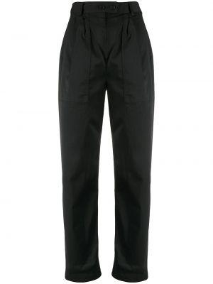 Прямые брюки - черные Nili Lotan