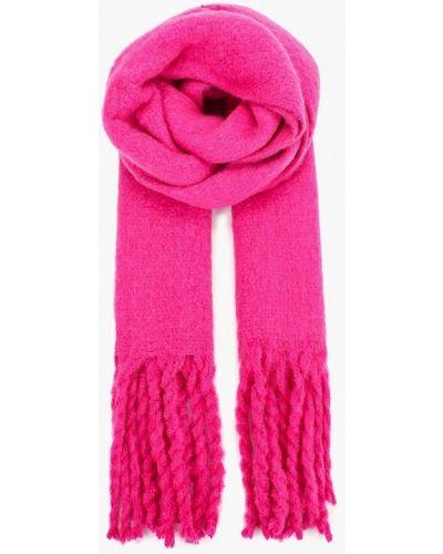 Розовый шарф осенний Marks & Spencer