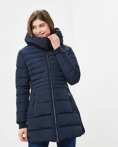 Зимняя куртка джинсовая утепленная Tom Tailor Denim