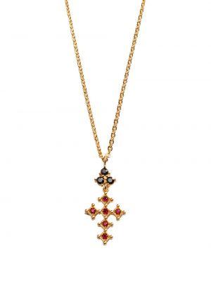 Krzyż złoto Dolce And Gabbana