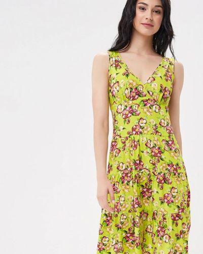 Платье желтый Dizzyway