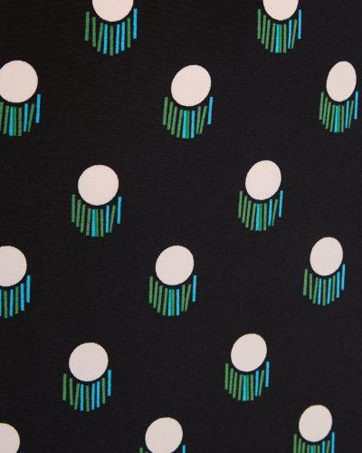 Платье мини футляр в горошек Diane Von Furstenberg