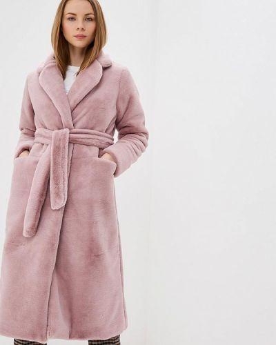 Шуба - розовая Vera Nicco