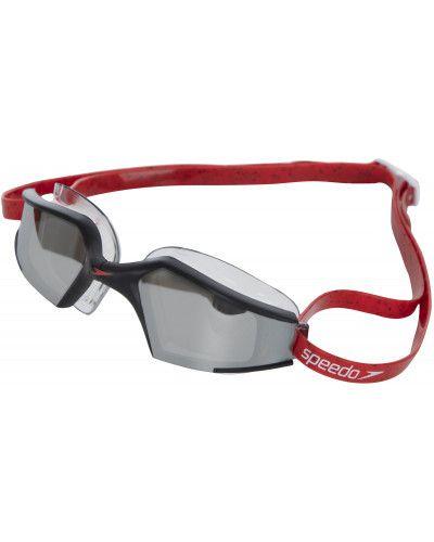 Очки черные спортивные Speedo