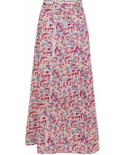 Spódnica bawełniana Antik Batik