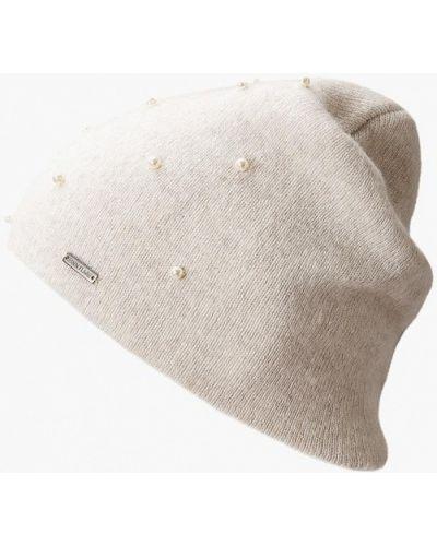 Белая шапка осенняя Finn Flare