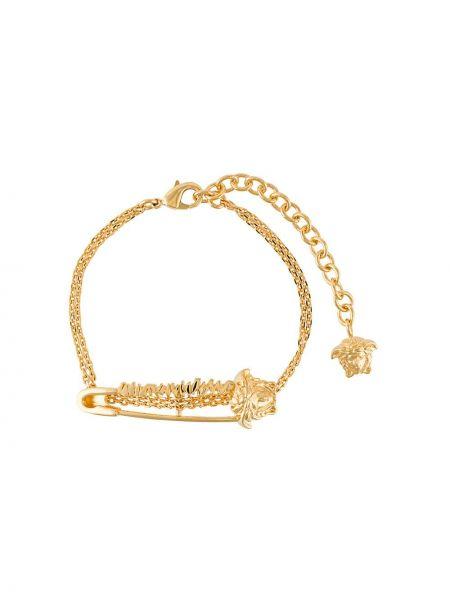 Bransoletka ze złota Versace