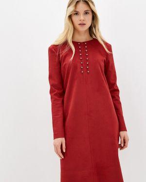 Платье - красное Nemes