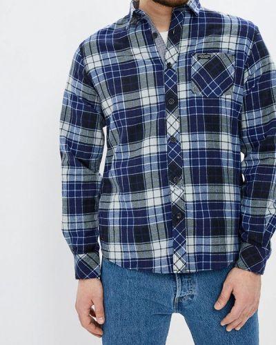 Рубашка с длинным рукавом синий Kensington Eastside