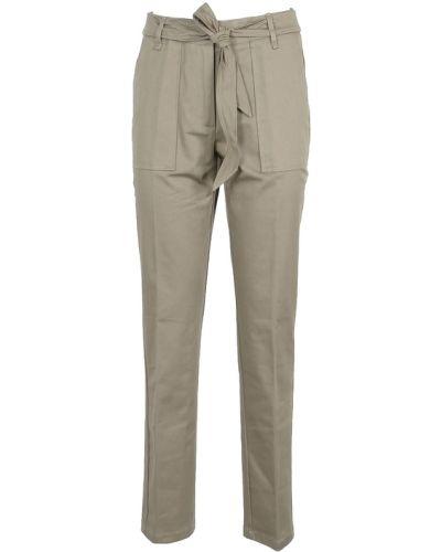 Zielone spodnie Manila Grace