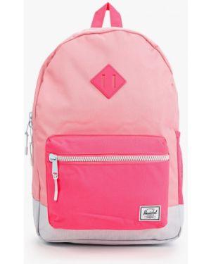 Розовый рюкзак Herschel Supply Co