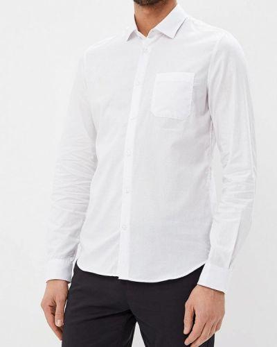 Белая рубашка с длинным рукавом Sela