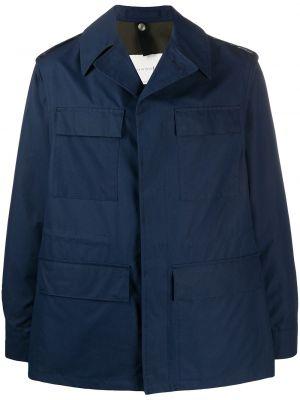 Пиджак длинный - синий Mackintosh