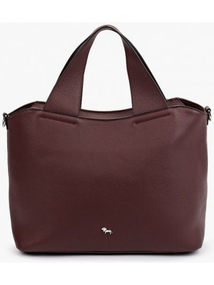Фиолетовая зимняя сумка Labbra