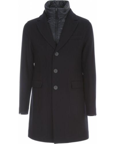 Jednorzędowy płaszcz Herno
