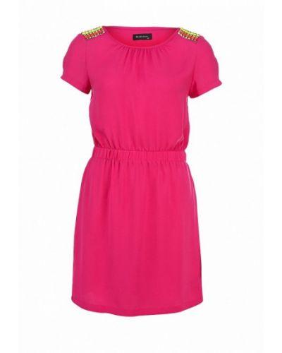 Платье розовое платье-сарафан Sela