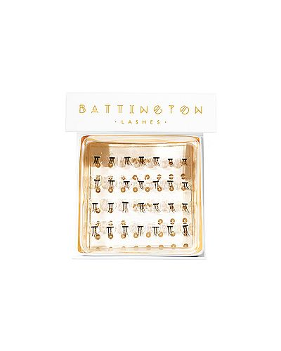 Накладные ресницы шелковый натуральный Battington Lashes