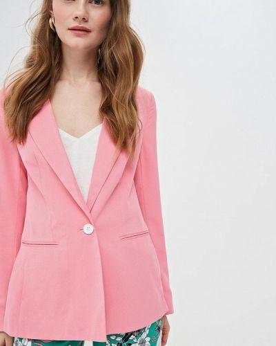 Пиджак розовый весенний Ostin