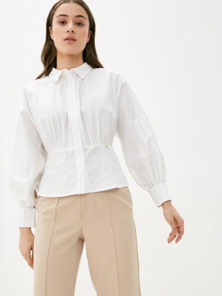 Белая блузка с длинным рукавом Rinascimento