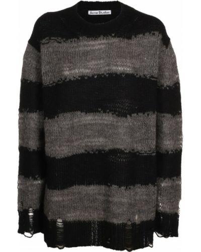 Szary sweter Acne Studios