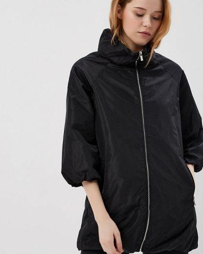 Куртка весенняя черная On Parle De Vous