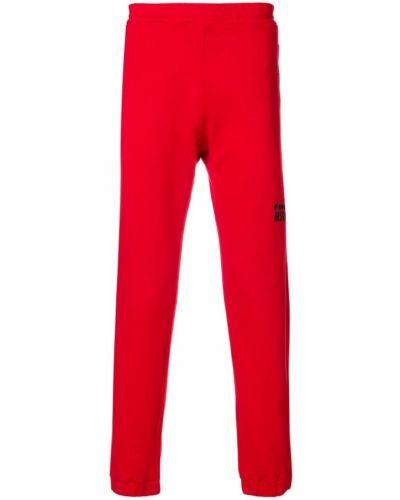 Спортивные брюки классические с карманами Msgm