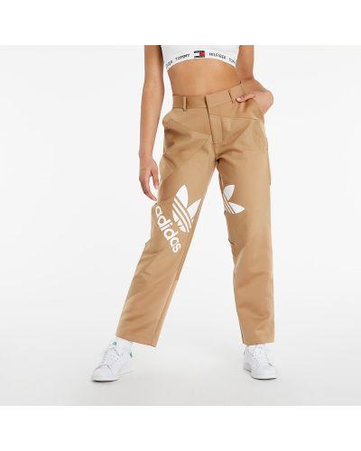 Brązowy garnitur Adidas Originals