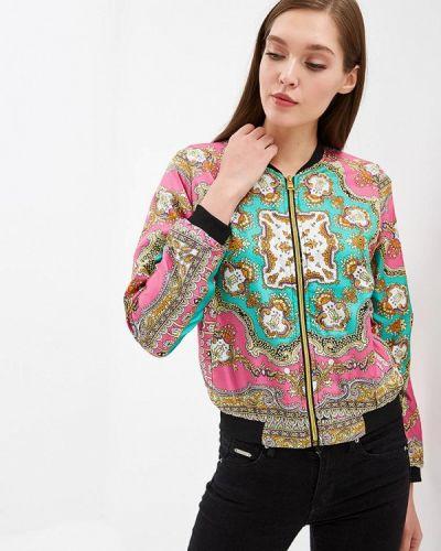 Розовая куртка весенняя Alcott