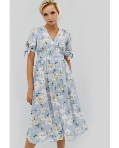 Платье миди весеннее Cardo