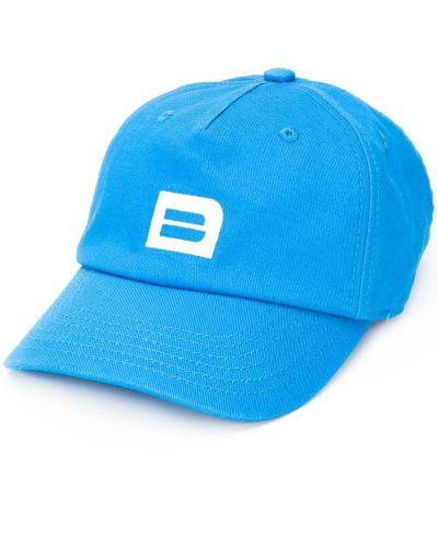 Niebieska czapka bawełniana Botter