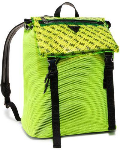 Zielony plecak Guess